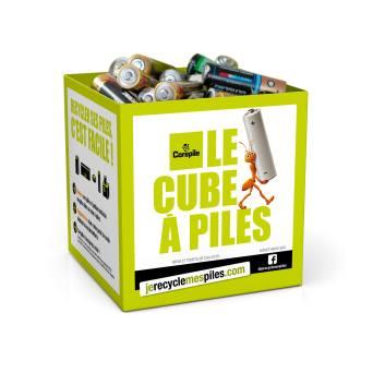 le cube Corepile